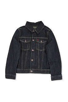 RALPH LAUREN Classic trucker denim jacket 8-16 years