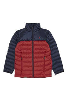 RALPH LAUREN Light down jacket 7-16 years