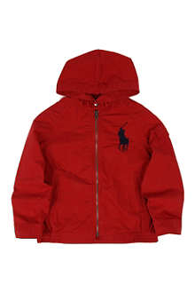 RALPH LAUREN Waimea hooded jacket 8-16 years