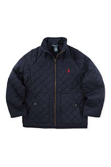RALPH LAUREN Quilted jacket 8-16 years
