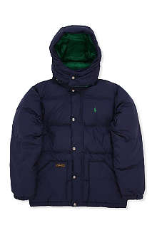 RALPH LAUREN Ralph Lauren down jacket 6-13 years