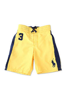 RALPH LAUREN Sanibel Big Pony board shorts 8-16 years