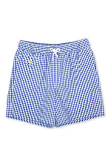 RALPH LAUREN Checked shorts 8-16 years