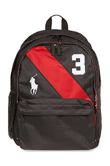 RALPH LAUREN Pony backpack