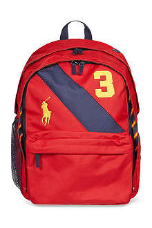 RALPH LAUREN Banner backpack