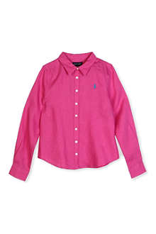RALPH LAUREN Classic Oxford shirt 8-16 years