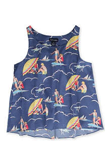 RALPH LAUREN Beach top 8-16 years