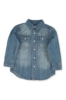 RALPH LAUREN Western denim shirt 8-16 years