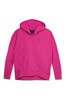RALPH LAUREN Hooded top