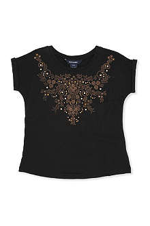 RALPH LAUREN Embellished t-shirt S-XL