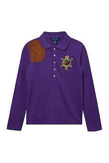 RALPH LAUREN Equestrian polo shirt S-XL