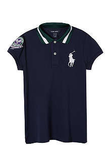 RALPH LAUREN Wimbledon ball girl top