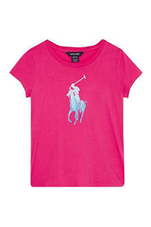 RALPH LAUREN Big Pony t-shirt S-XL