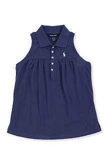 RALPH LAUREN Polo-style vest 7-16 years