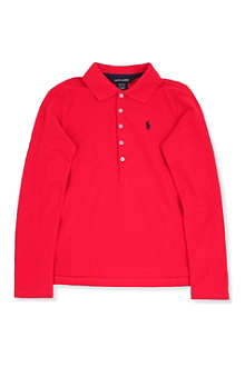 RALPH LAUREN Ralph Lauren polo shirt 6-13 years