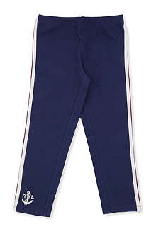RALPH LAUREN Nautical leggings 7-16 years
