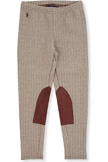 RALPH LAUREN Tweed jodphur leggings S-XL