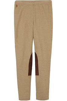 RALPH LAUREN Tweed leggings S-L