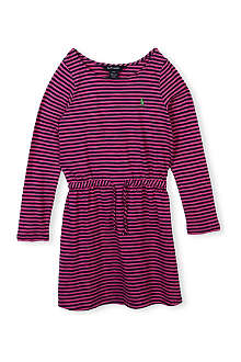 RALPH LAUREN Striped dress S-XL