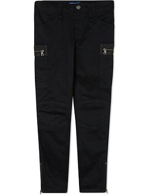 RALPH LAUREN Skinny cargo pants 8-12 years