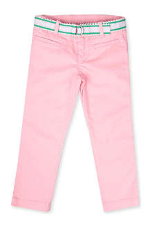 RALPH LAUREN Slim trousers 8-16 years
