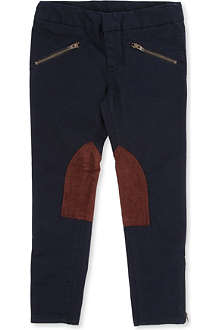 RALPH LAUREN Skinny zip-pocket jodphurs 8-16 years