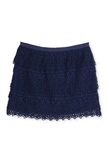 RALPH LAUREN Lace tiered skirt 8-16 years