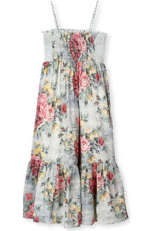 RALPH LAUREN Floral smocked dress 7-16 years