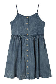 RALPH LAUREN Denim dress 7-16 years