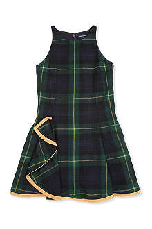 RALPH LAUREN Tartan party dress 8-16 years