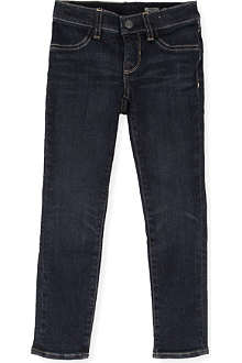 RALPH LAUREN Aubrie legging jeans 8-16 years