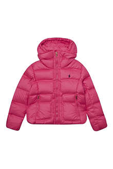 RALPH LAUREN Feather filled puffer coat S-XL