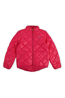 RALPH LAUREN Quilted jacket S-XL