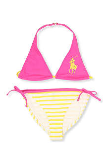 RALPH LAUREN Big Pony bikini 8-16 years