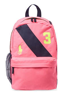 RALPH LAUREN Mini Big Pony backpack