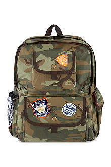 RALPH LAUREN Novelty camo backpack