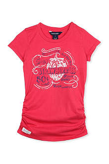 RALPH LAUREN Hampton souvenir t-shirt 2-7 years