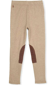 RALPH LAUREN Tweed leggings 5-7 years