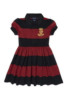 RALPH LAUREN Striped party dress 2-7 years