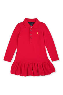 RALPH LAUREN Cotton sparkle bubble dress 2-7 years