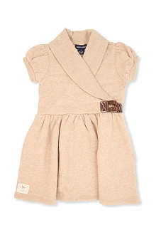 RALPH LAUREN Little fleece dress 2-7 years