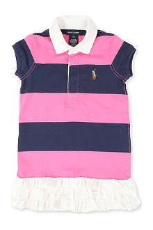 RALPH LAUREN Rugby dress 2-7 years