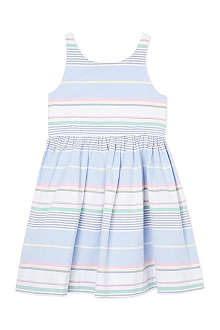 RALPH LAUREN Striped dress 2-7 years