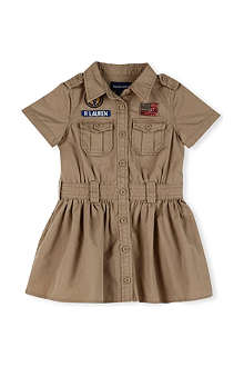 RALPH LAUREN Scout dress 2-7 years