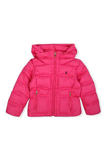 RALPH LAUREN Down jacket 2-7 years