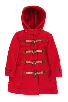 RALPH LAUREN Ralph Lauren toggle coat 2-7 years