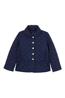 RALPH LAUREN Quilted jacket 2-7 years