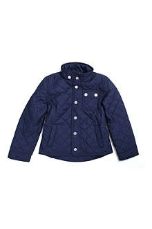 RALPH LAUREN Quilted barn jacket 2-7 years