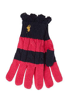 RALPH LAUREN Rugby gloves