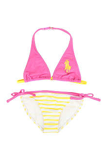 RALPH LAUREN Big Pony bikini 5-7 years